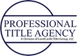 Professional Title Agency logo